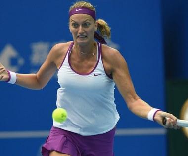 Petra Kvitova zapewniła sobie występ w mistrzostwach WTA