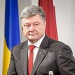 Petro Poroszenko: Granica z Białorusią pozostanie granicą przyjaźni