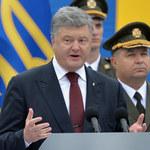 Petro Poroszenko: Władimir Putin chce całej Ukrainy