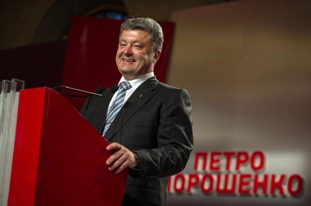 Petro Poroszenko /ALEXEY FURMAN /PAP/EPA