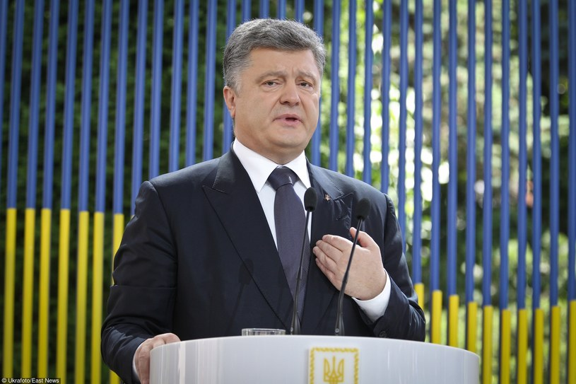 Petro Poroszenko /Ratynskyi Viacheslav /East News