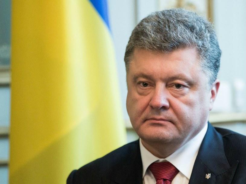 Petro Poroszenko /Andrzej Iwańczuk/Reporter /East News