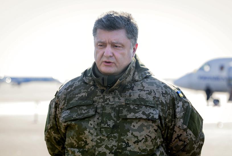 Petro Poroszenko /AP /East News