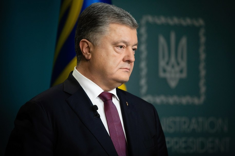 Petro Poroszenko /MIKHAIL PALINCHAK /PAP/EPA