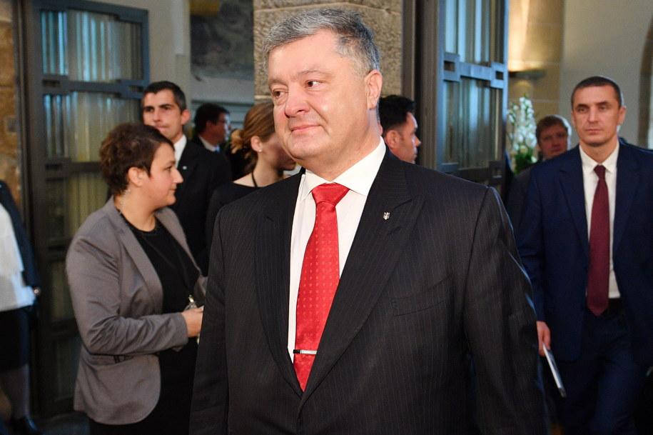 Petro Proszenko /Sascha Steinbach /PAP/EPA