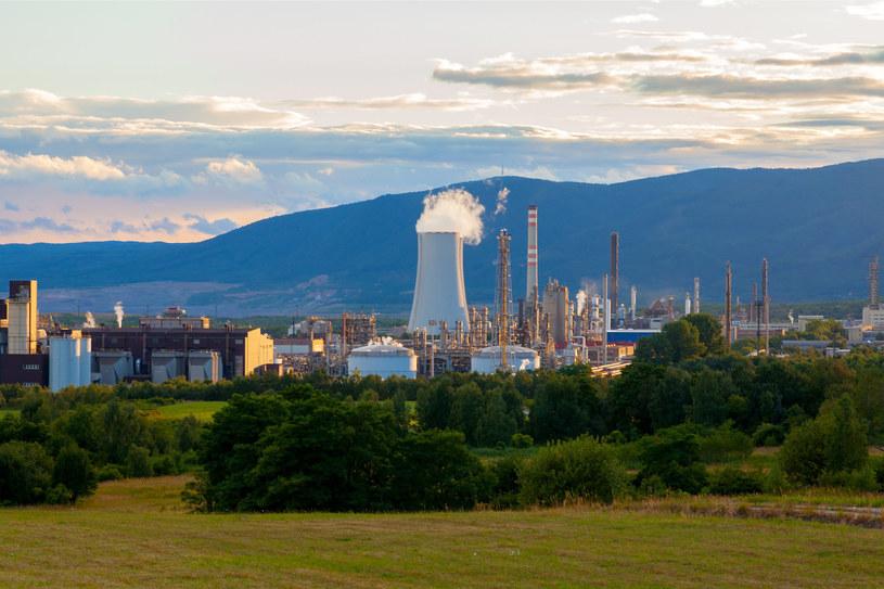 Petrochemia w Litvinovie (Czechy) /123RF/PICSEL
