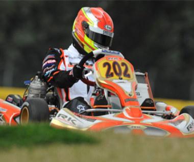 Petronas Syntium sponsorem RK Kart Team