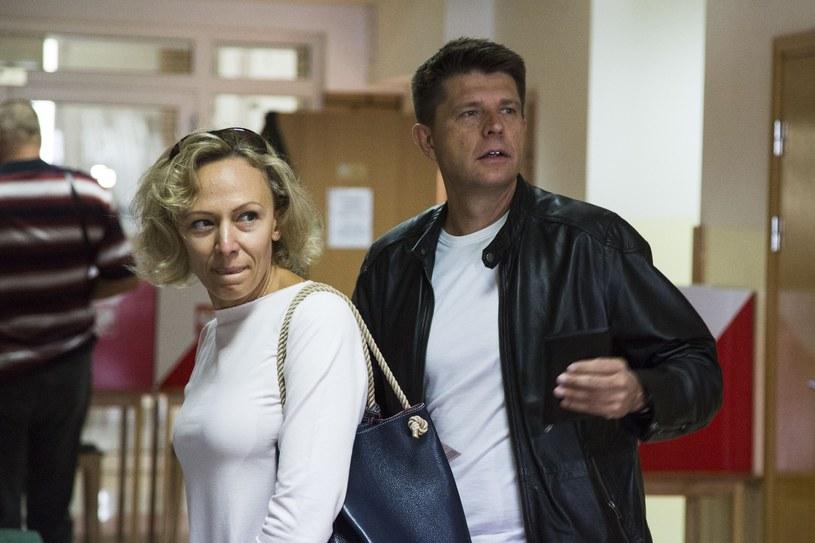 Petru z żoną /- /East News