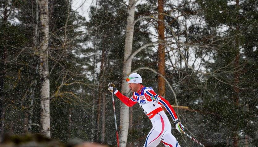 Petter Northug: W tak słabej formie jeszcze nigdy nie byłem