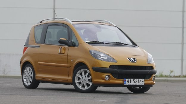 Peugeot 1007 (2005-2009) /Motor