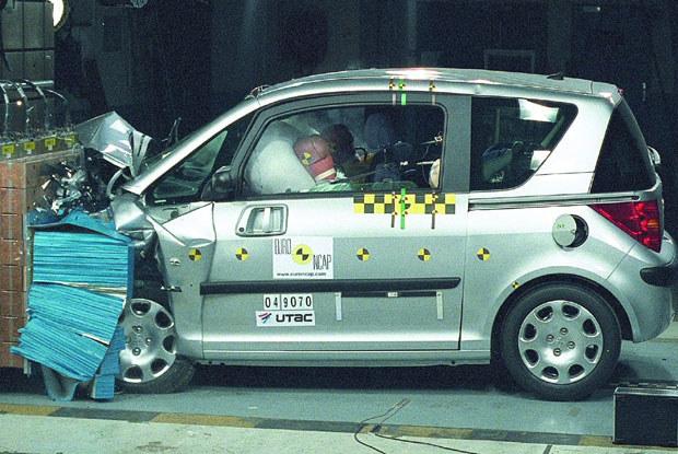 Peugeot 1007 / Kliknij /INTERIA.PL