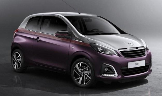 Peugeot 108 /