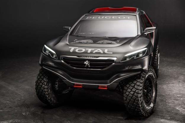 Peugeot 2008 DKR /