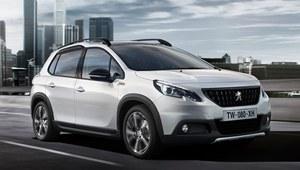 Peugeot 2008 po liftingu wyceniony