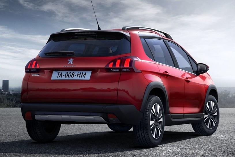 Peugeot 2008 po liftingu /