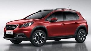 Peugeot 2008 zmodernizowany
