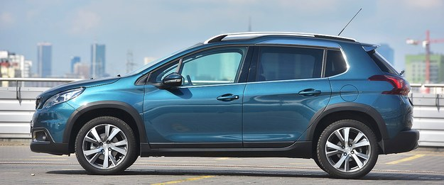 Peugeot 2008 /Motor