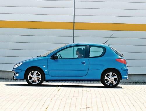 Peugeot 206 (1998-2012) /Motor