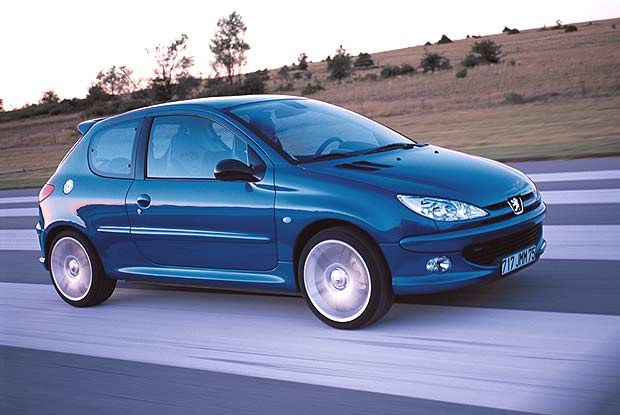 Peugeot 206 RC (kliknij) /INTERIA.PL