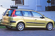 Peugeot 206 SW /INTERIA.PL
