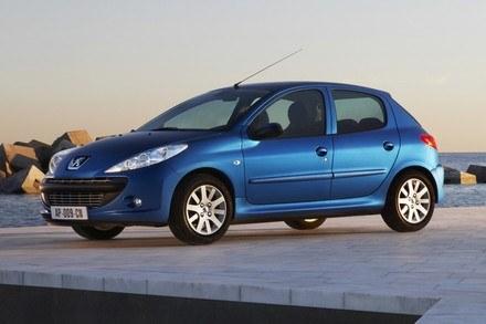 Peugeot 206 + /