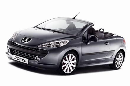 Peugeot 207 CC / Kliknij /INTERIA.PL