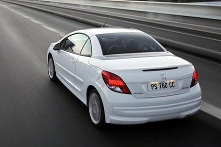 Peugeot 207 CC /INTERIA.PL