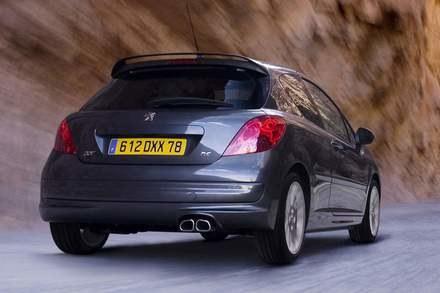 Peugeot 207 RC / kliknij /INTERIA.PL