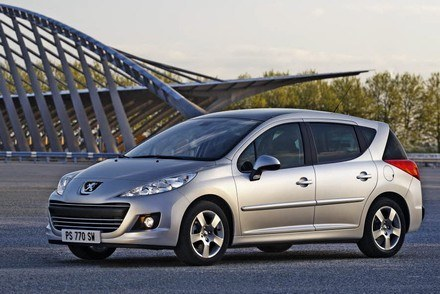 Peugeot 207 SW /INTERIA.PL