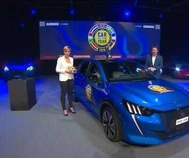 Peugeot 208 Samochodem Roku 2020!