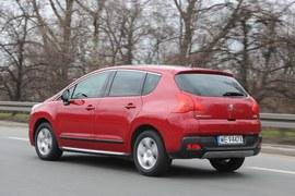 Peugeot 3008 (2009-)