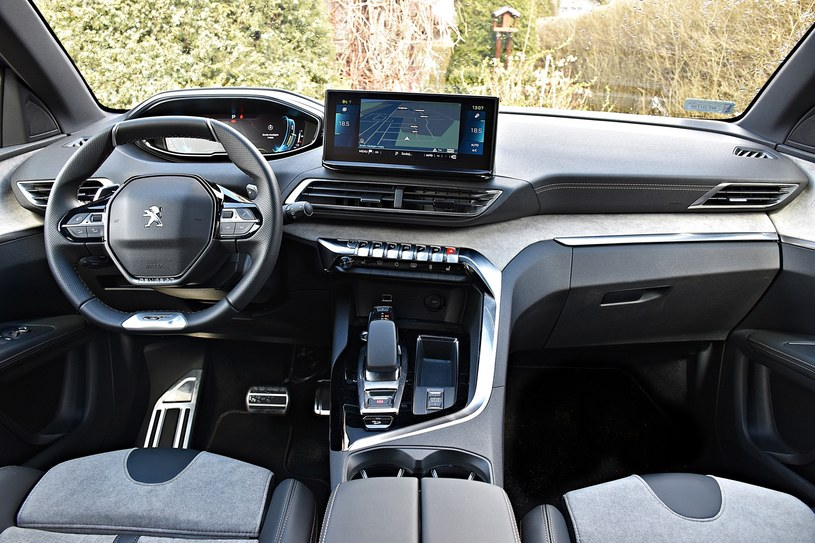 Peugeot 3008 GT Hybrid4 /INTERIA.PL
