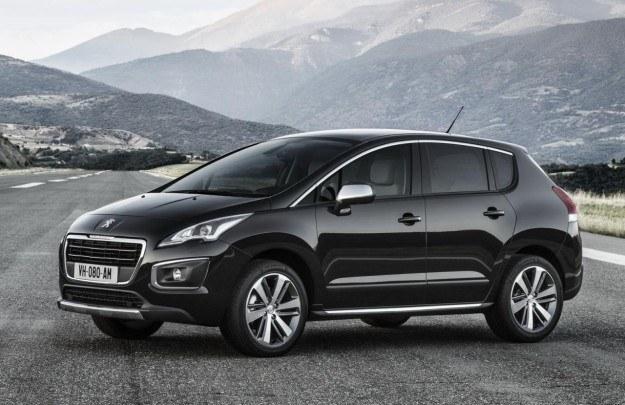 Peugeot 3008 po liftingu /