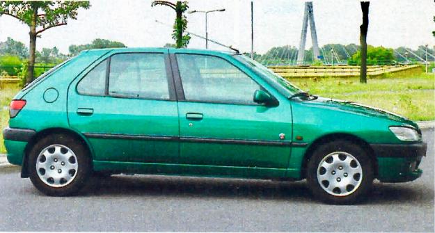 Peugeot 306 /Motor