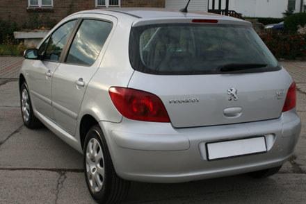 Peugeot 307/ kliknij /INTERIA.PL
