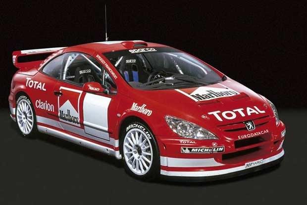 Peugeot 307 WRC / kliknij /INTERIA.PL