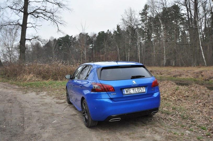 Peugeot 308 1.2 PureTech /INTERIA.PL