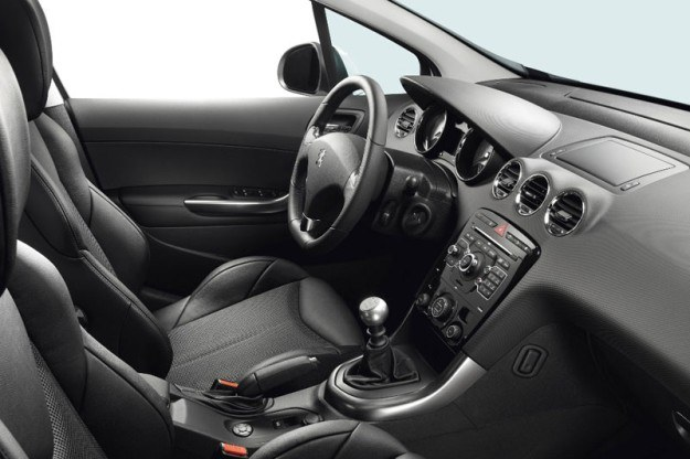 Peugeot 308 GTI /
