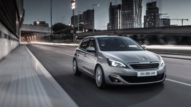Peugeot 308 powstałej na nowej, modułowej platformie podłogowej EMP2. /Peugeot