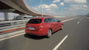 Peugeot 308 SW 2.0 BlueHDi Allure - test