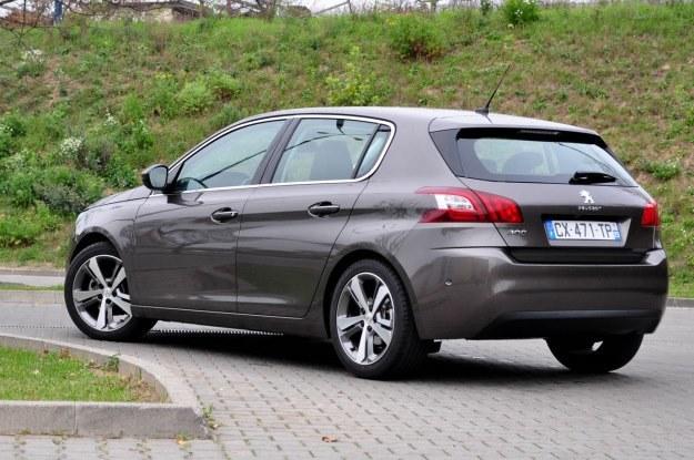 Peugeot 308 /INTERIA.PL