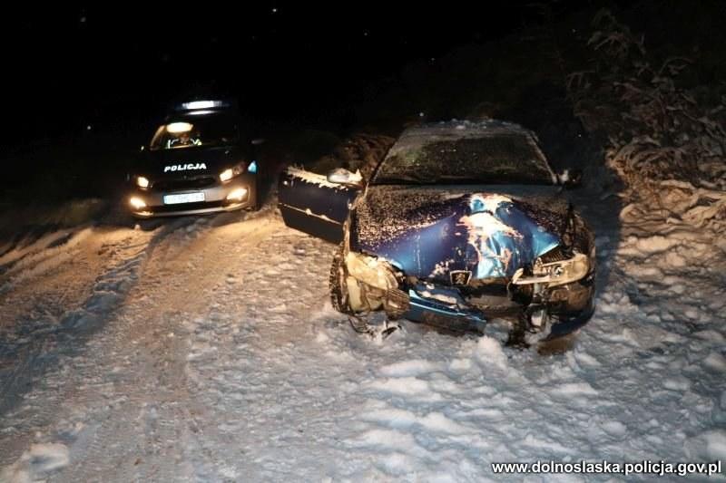 Peugeot 406 Coupe to dziś już rzadkie auto /Policja