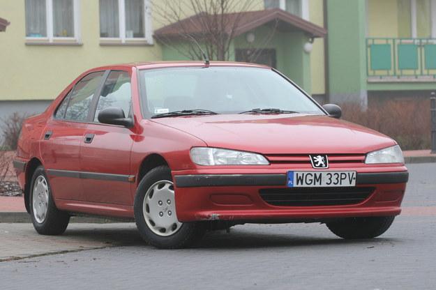 Peugeot 406 /Motor