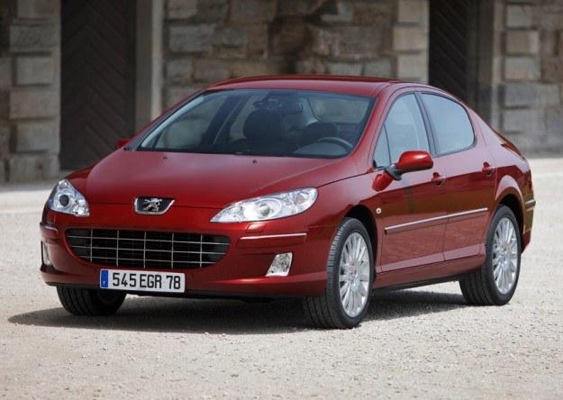 Peugeot 407 /