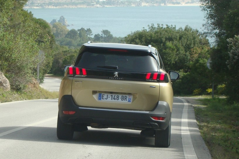 Peugeot 5008 /INTERIA.PL