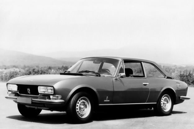 Peugeot 504 coupe /