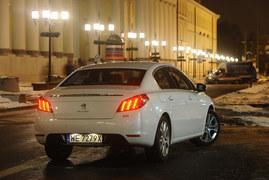 Peugeot 508 (2010-)