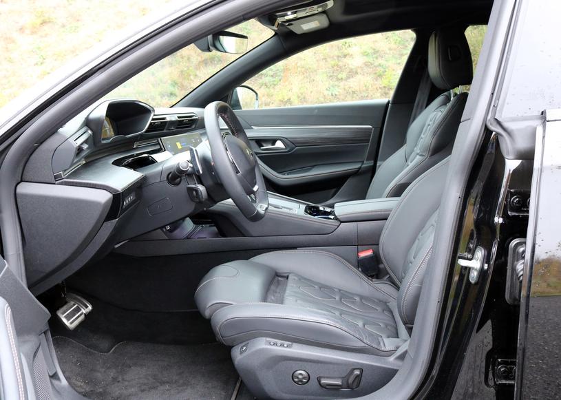 Peugeot 508 GT 2.0 BlueHDi /INTERIA.PL