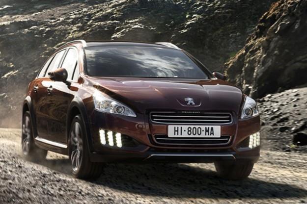 Peugeot 508 RXH /INTERIA.PL