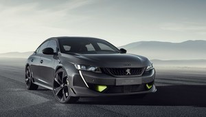 Peugeot 508 Sport Engineered - sportowa hybryda